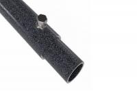 Мачта из углеродистой стали с защитным покрытием 2 м